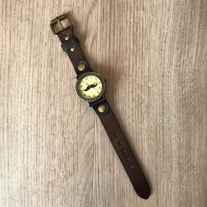 Accessories - Moustache watch ⏰ NWOT
